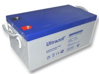 Ultracell UCG250-12 (12V - 250Ah)