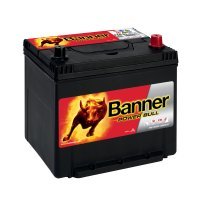 Banner Power Bull P60 62, 60Ah, 12V
