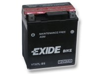 EXIDE BIKE Maintenance Free 6Ah, 12V, YTX7L-BS