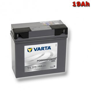 VARTA GEL 519 901 017 (51913-BMW), 19Ah, 12V