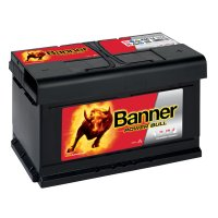Banner Power Bull P80 14, 80Ah, 12V