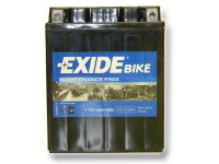 EXIDE BIKE Maintenance Free 12Ah, 12V, YTX14AH-BS