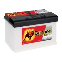 Banner Power Bull PROfessional P77 40, 77Ah, 12V
