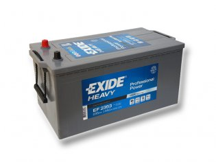 EXIDE Professional Power HDX 235Ah, 12V, EF2353