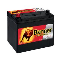 Banner Power Bull P60 69, 60Ah, 12V