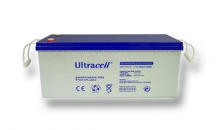 Ultracell UCG200-12 (12V - 200Ah)