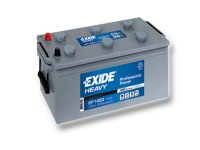 EXIDE Professional Power HDX 145Ah, 12V, EF1453