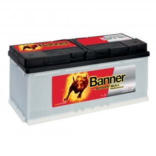 Banner Power Bull PROfessional P110 40, 110Ah, 12V