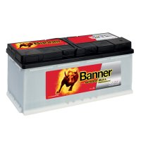 Banner Power Bull PROfessional P100 40, 100Ah, 12V