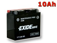 EXIDE BIKE Maintenance Free 10Ah, 12V, YT12B-BS