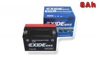 EXIDE BIKE Maintenance Free 8Ah, 12V, YTX9-BS