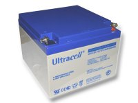 Ultracell UCG26-12 (12V - 26Ah)