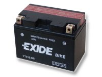 EXIDE BIKE Maintenance Free 11Ah, 12V, YTZ12-BS