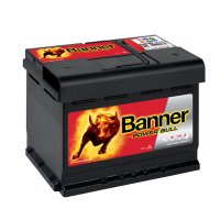 Banner Power Bull P60 09, 60Ah, 12V