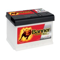 Banner Power Bull PROfessional P63 40, 63Ah, 12V