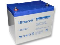 Ultracell UCG75-12 (12V - 75Ah)